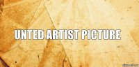 Unted artist picture