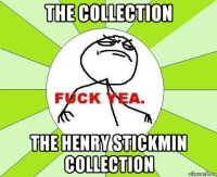 the collection the henry stickmin collection