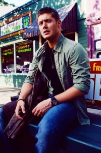 Создать мем  KEEP CALM AND LOVE DEAN