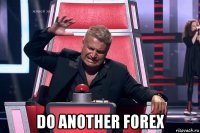 do another forex