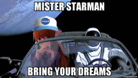 mister starman bring your dreams