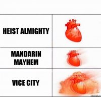 heist almighty mandarin mayhem vice city
