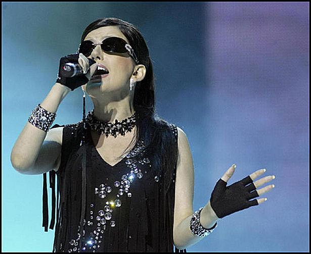 Диана гурцкая на сцене
