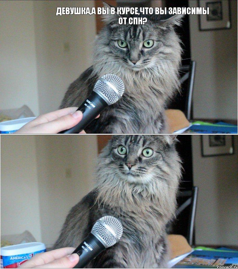 Что за девушка с микрофоном