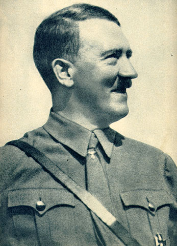 the early life and ideologies of adolf hitler