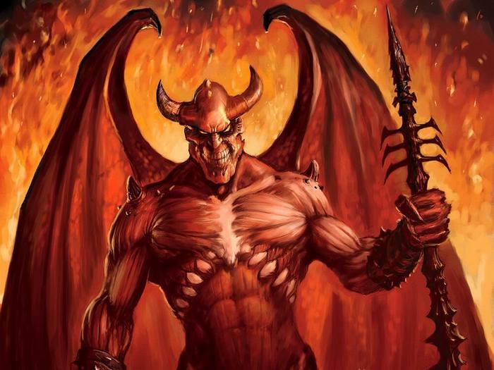 Если тебе снится дьявол