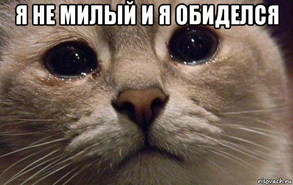 не милый: