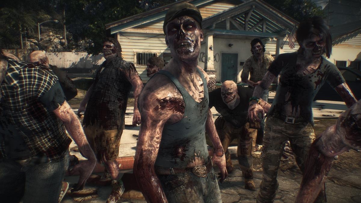 Zombie survival wallpaper hd