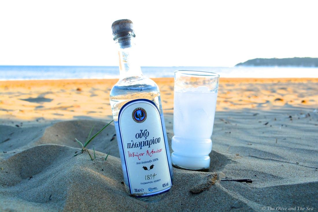 Анисовая водка в греции название