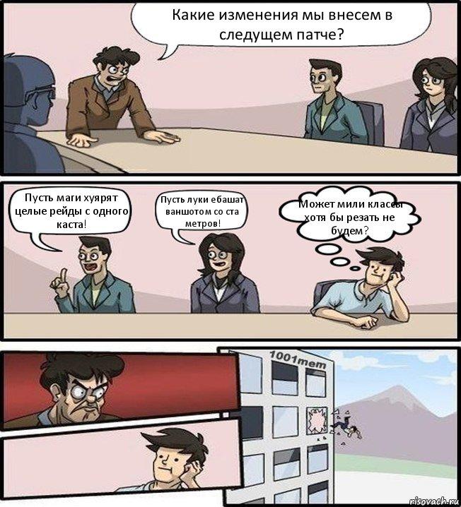 Какие есть идеи