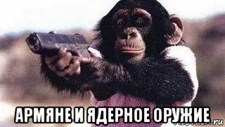 армяне и ядерное оружие, Мем