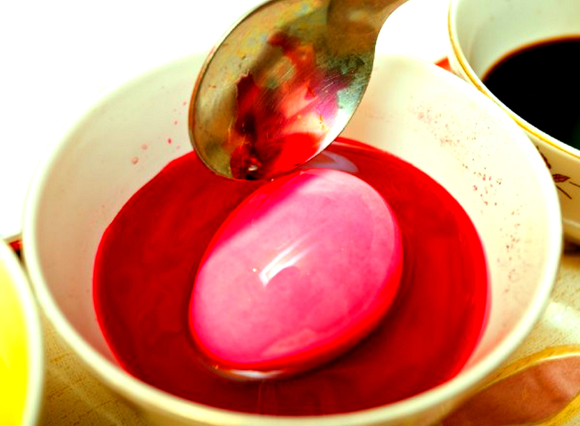 Красный пищевой краситель из свеклы. Как сделать? 87