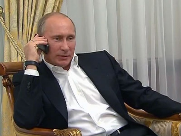 «Контрольный» звонок Путина Порошенко: украинские пушки либо промолчат, либо сгорят