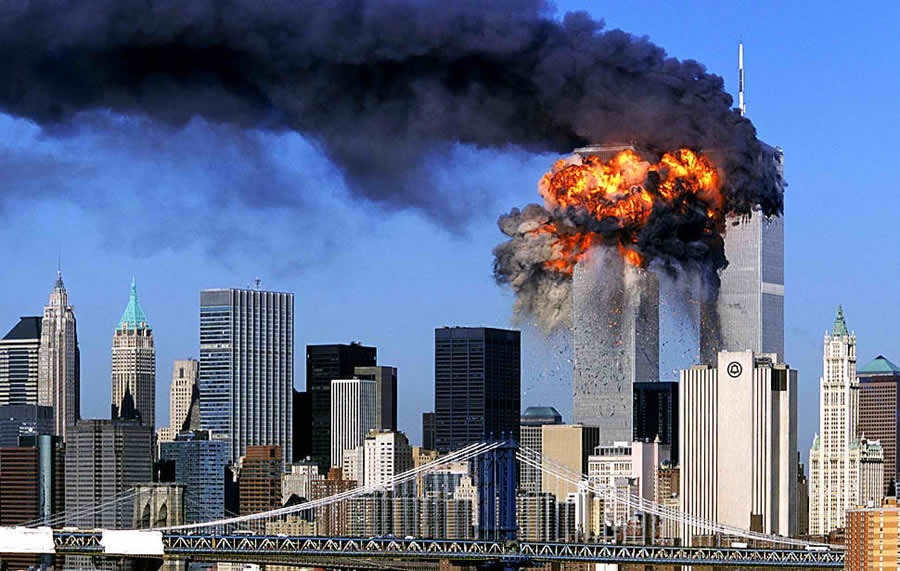 a brief history of the events on september 11 2001 in the united states A brief history of the evolution of united evolution of united states' natural disaster policy attacks on september 11, 2001.