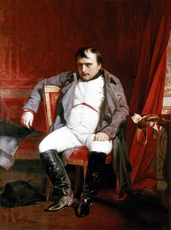a comparison of the lives of alexander the great and napoleon bonaparte Alexander i of russia admiration for french institutions and for the person of napoleon bonaparte soon was the turning point of alexander's life.